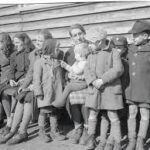 Post World war II displaced persons